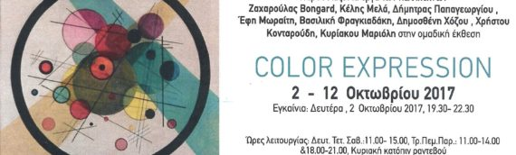 "Exhibition ""Color Expression"""